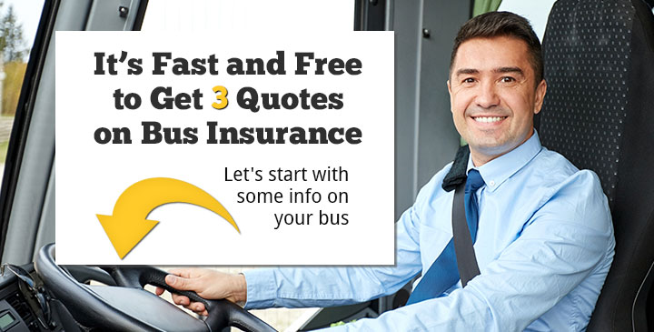 Cheap Bus Insurance Quotes Online