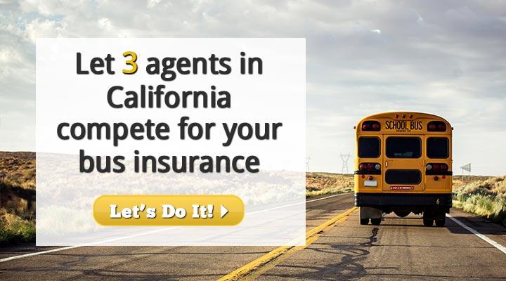California Bus Insurance Quotes