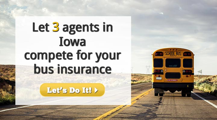 Iowa Bus Insurance Quotes