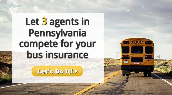 Pennsylvania Bus Insurance Quotes
