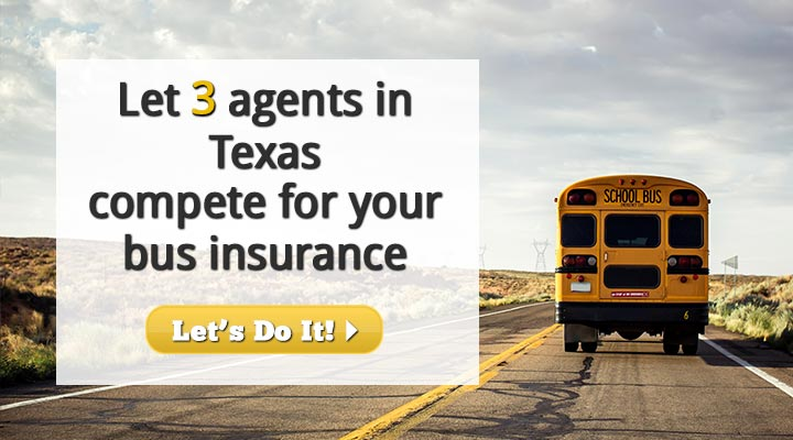 Texas Bus Insurance Quotes